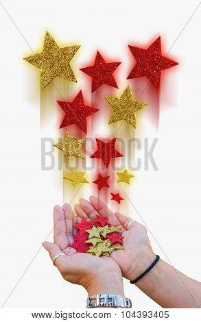 Magical Stars White