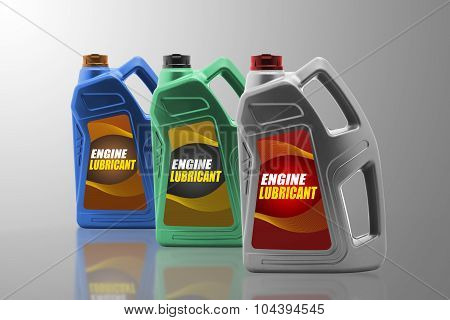 Plastic Bottles From Automobile Oil