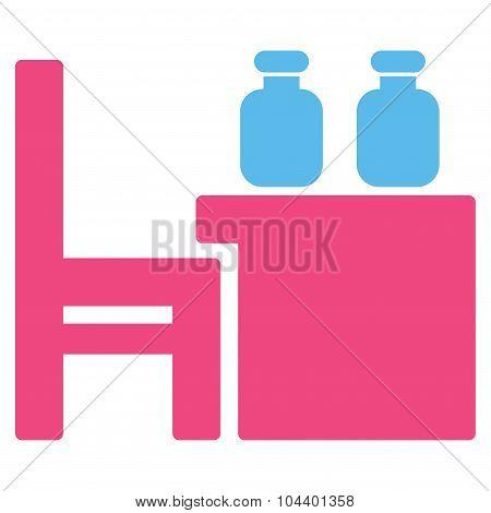 Apothecary Table Icon