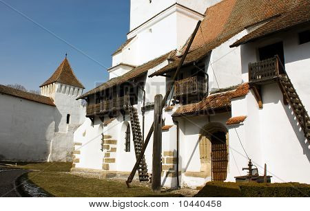Medieval construction