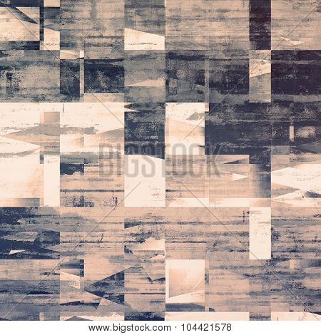Vintage old texture for creative retro background. With different color patterns: yellow (beige); brown; gray; black