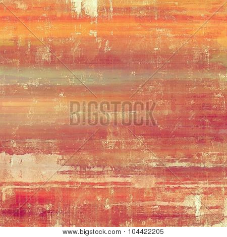 Grunge colorful background. With different color patterns: yellow (beige); brown; red (orange); pink