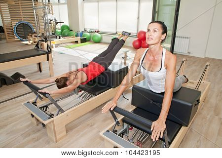 Pilates At Gym
