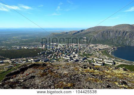 Kirovsk, Murmansk region ...