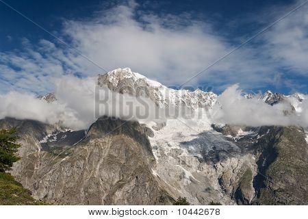 Mont Blanc Massif - Monte Bianco