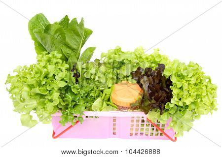 Vegetable Salad
