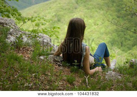 Relaxing View.