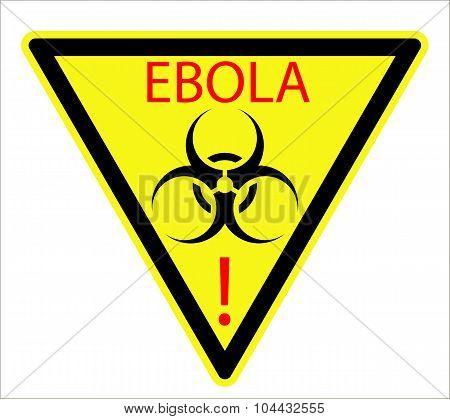 Biological Sign Of Ebola Virus