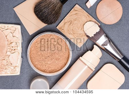 Makeup Products And Accessories To Even Out Skin Tone And Complexion