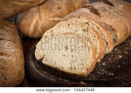 Yeast Free Healthy Homemade Bread
