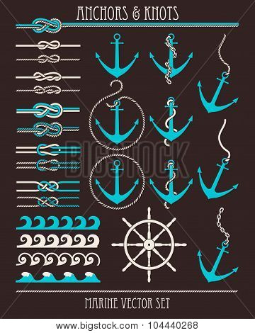 Anchors and knots