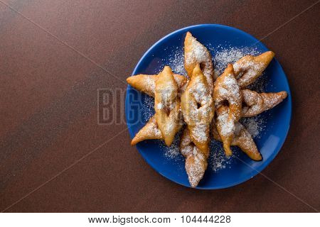 Deep Fried Hungarian Pastry