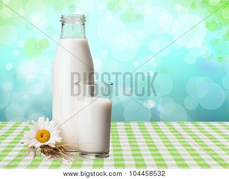 Milk Bottle.