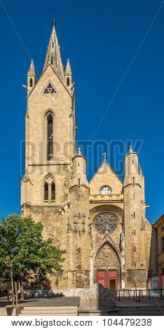 Church Saint Jean De Malte Of Aix-en-provence