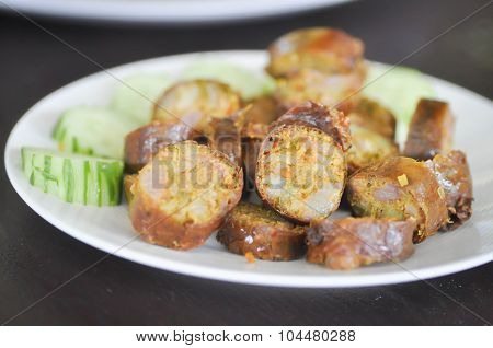 Sausage,northen Thai Sausage