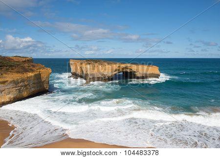 London Arch, Port Campbell National Park, Victoria, Australia