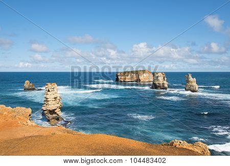 Coastline, Southern Victoria, Australia