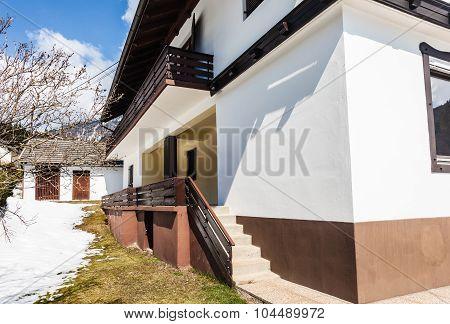 Austrian House Detail