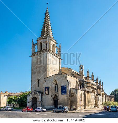 St.martha Church Of Tarascon