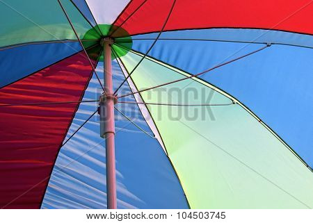 Colorful Parasol