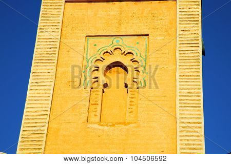 History Africa  Minaret Religion And The Blue     Sky