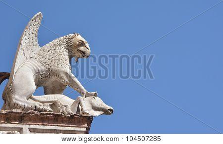 Griffon Symbol Of Perugia