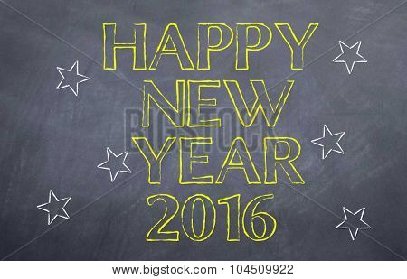 2016 Happy New Year