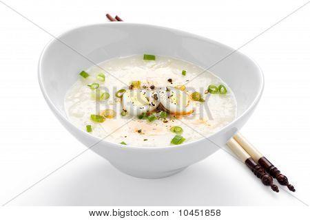 Asian Rice Porridge