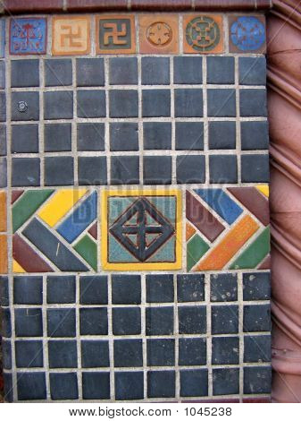 Tile Wall Pattern