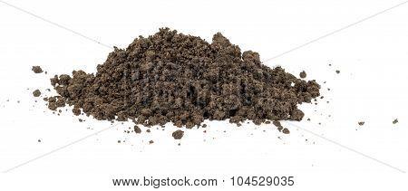 Heap of ground