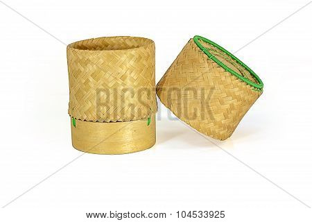 Wicker Bamboo For Sticky Rice