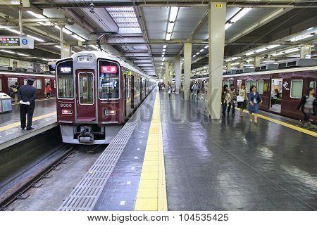 Umeda Station, Osaka