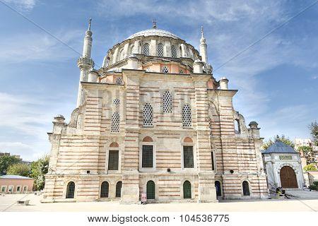 Laleli Mosque, Istanbul, Turkey