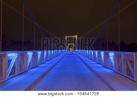 Bridge In Tours, Indre-et-loire, Centre, France
