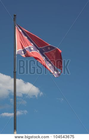 American Confederate Flag
