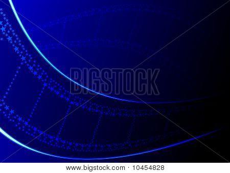 Blue movie wallpaper