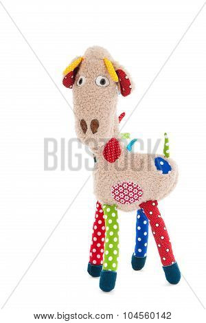 Stuffed Animal Giraffe