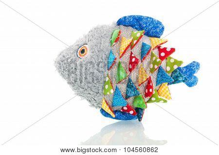 Stuffed Funny Fish