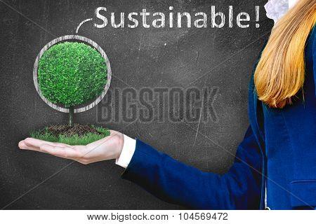Chalkboard Business Women