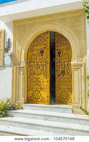 The Arabic Door