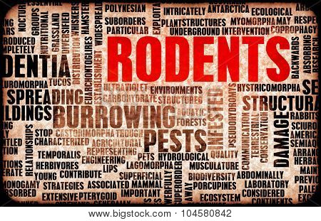 Rodents Concept as a Pest Control Problem