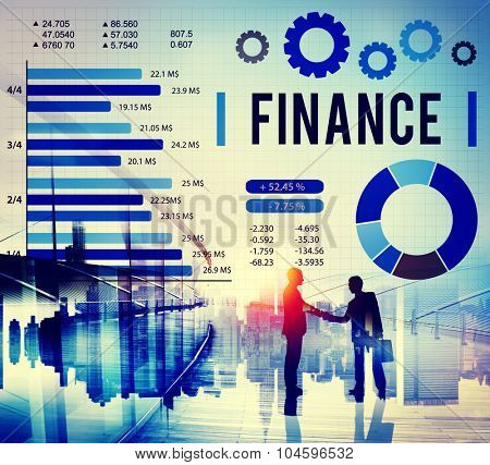 Finance Economy Investment Money Financial Concept