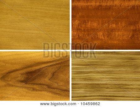 Folheado de madeira,: anegri, Martins, teca, zebrano