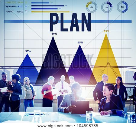 Plan Planning Strategy Operation Vision Solution Concept