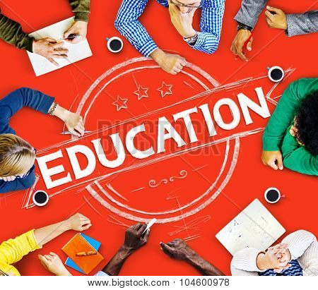 Education Knowledge learning School Studying Concept