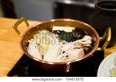 Shabu shabu, japanese food