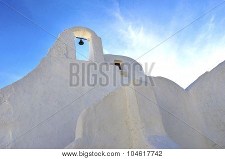 Church Of Panayia Paraportiani, Mykonos, Greece