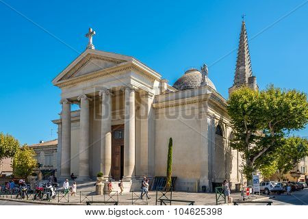 Church St.martin Of Saint-remy-de-provence