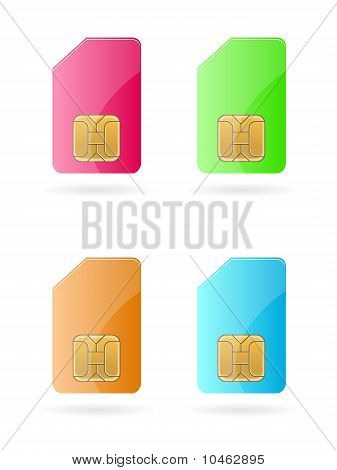 vector sim mobile cards