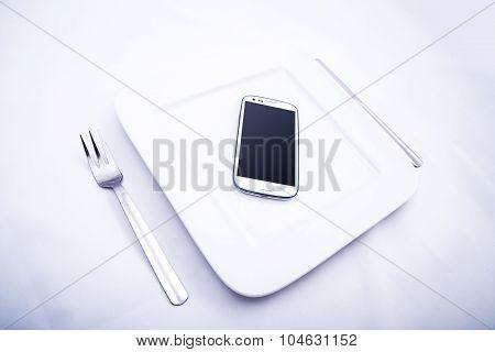 Smartphone Food